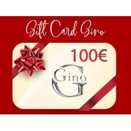 GIFT CARD GINO 100€
